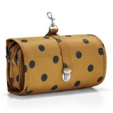 reisenthel Wrapcosmetic camel dots